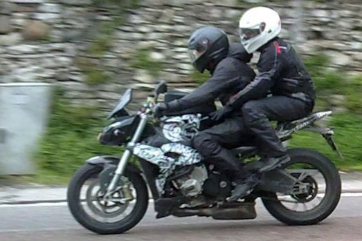BMW S1000RR-based naked bike on the way?