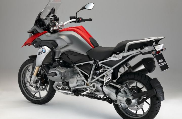 BMW's GS Trophy competition runs in Canada next year