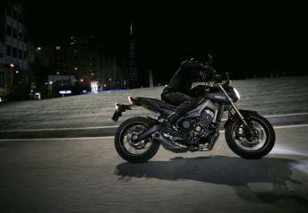2013 Yamaha MT09 12