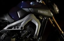 2013 Yamaha MT09 17