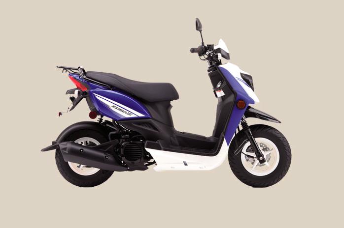 Yamaha unveils Zuma X scooter