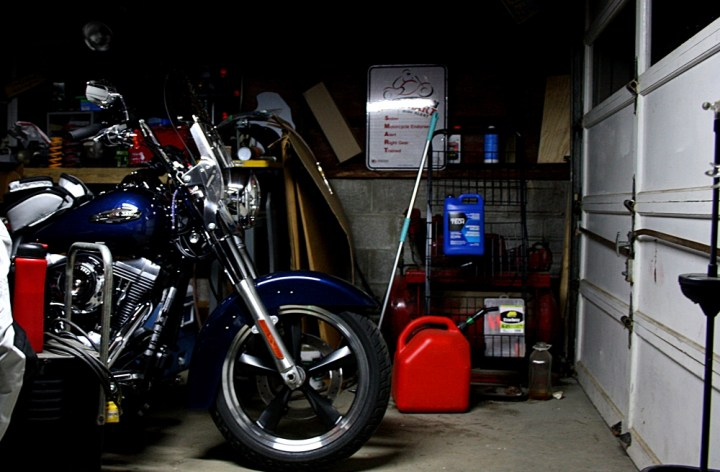 How to prep your motorcycle for winter