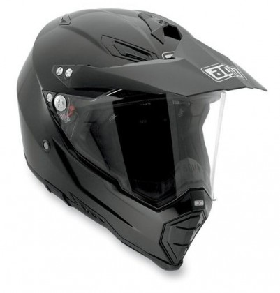 You can also get the helmet in black.