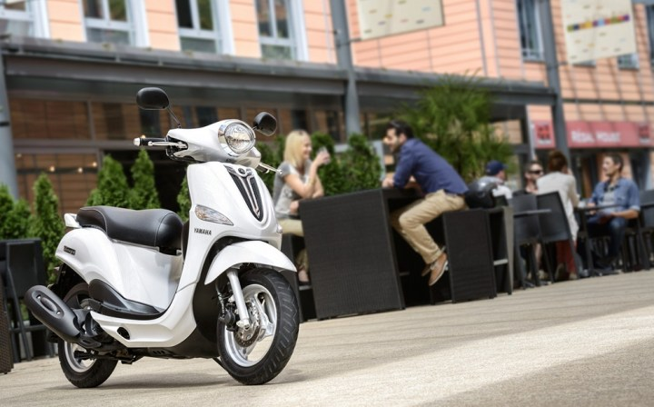 Here's the new Yamaha D'elight; for now, it's only available in the EU market.