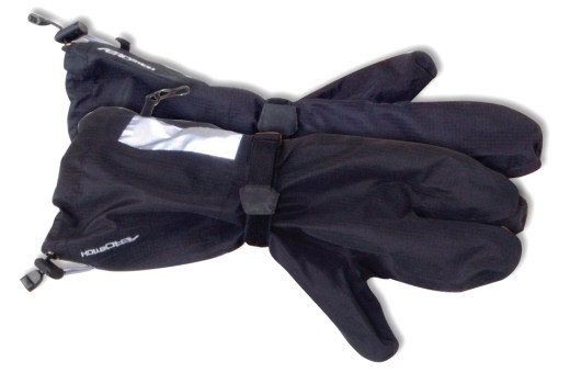 The Triple Digit glove covers are also available in black.