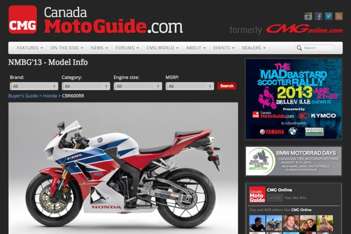 All you need to know about new models in Canada