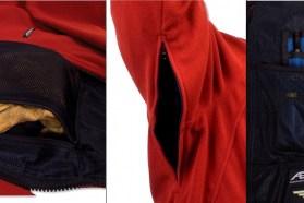TLTec Fleece Liner close up 4
