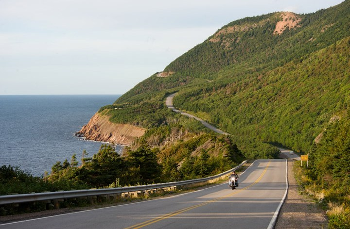 Touring: Ship your bike east for week