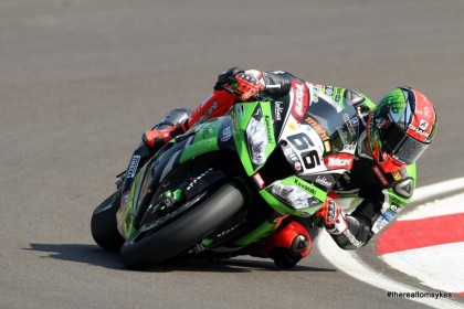 Tom Sykes and the other racers in the World Superbike series will have more restrictions to deal with in 2014. Photo: Facebook