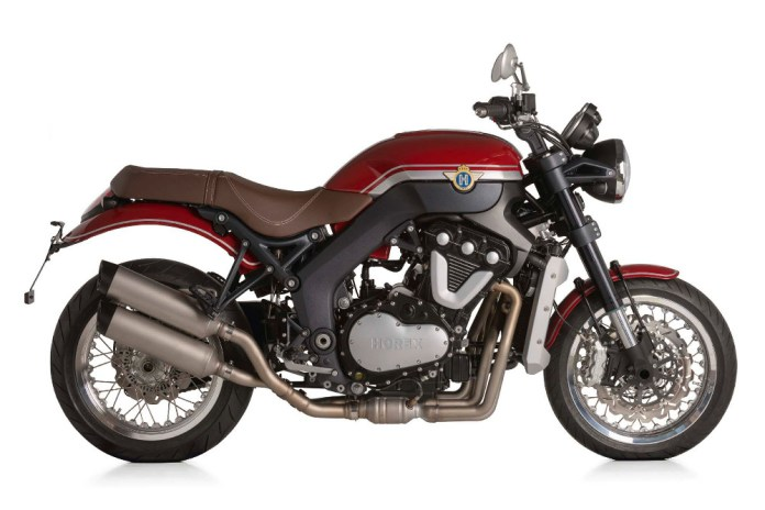 This is the new Horex VR6 Classic.