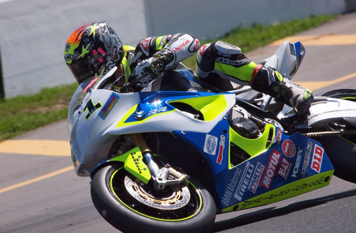 Can Jordan Szoke repeat as CSBK champ in 2014? The competition is getting tighter for the top spot ...   Photo: Rob MacLennan