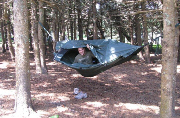 Hammock Comparo, Part One: Introduction/Lawson Blue Ridge