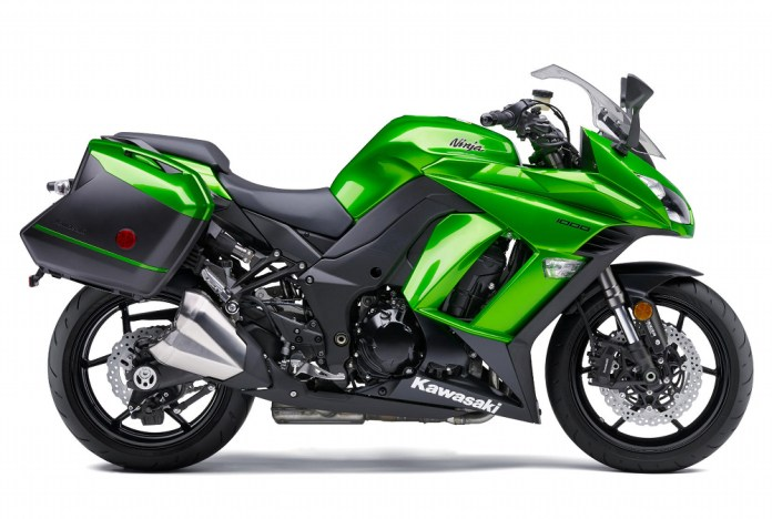 Team Green strikes again, this time with an updated Ninja 1000.