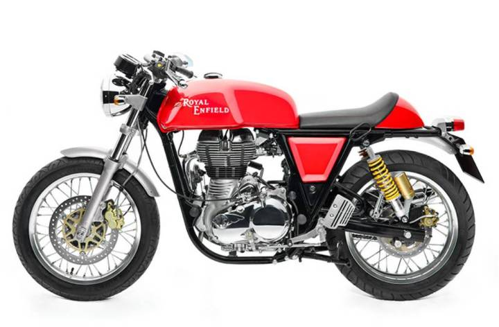 Royal Enfield to build factory in UK
