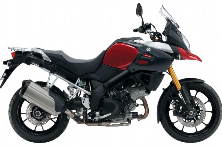 Suzuki news: Burgman 200 coming to North America, V-Strom 1000 finally unwrapped