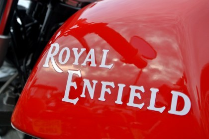 Can this bike vault the Royal Enfield name back into competition on the world market?
