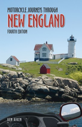 Whitehorse Press has published the fourth edition of their New England book.