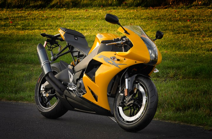 Erik Buell Racing 1190RX: Details, photos