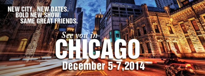 DealerExpo will run in Chicago in 2014.