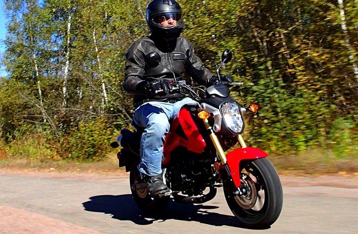 Honda Grom: World's smallest hooligan bike
