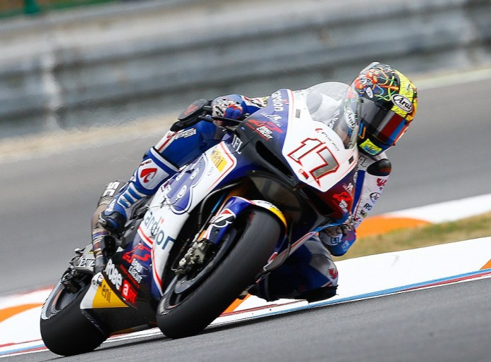 Things could be looking up for Karel Abraham. Photo: MotoGP