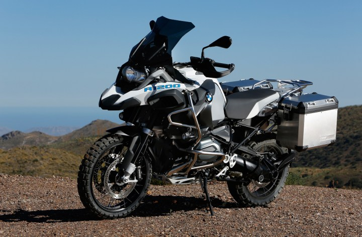 BMW announces R 1200 GS Adventure (with 117 photos!)
