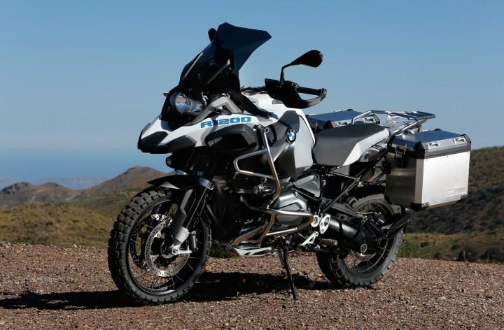 BMW announces R 1200 GS Adventure (with 117 photos!)