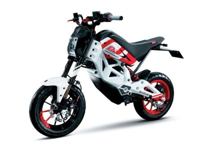 Could the EXTRIGGER (seen here in concept form) mount a serious challenge to the Grom?