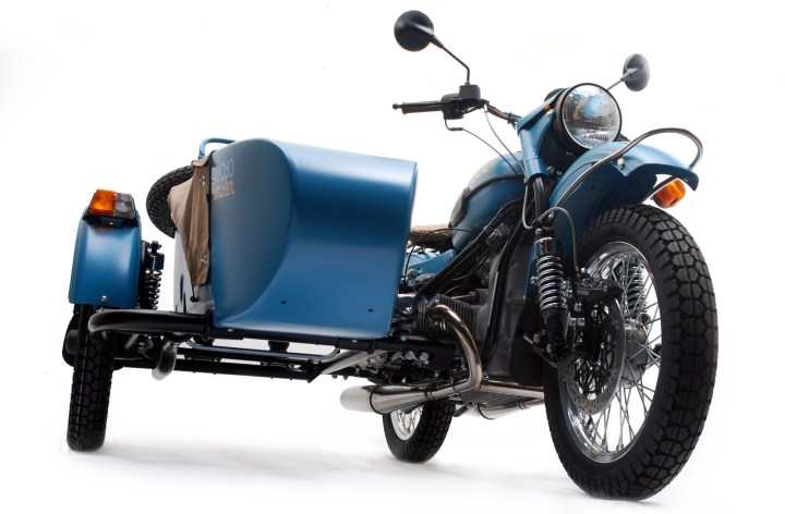 Special editions: New limited-production Ducati, Ural models