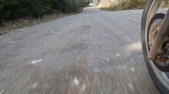 This is exactly the type of gravel road that we're looking for as the main base loop of the rally. There will be more challenging options for those so inclined.