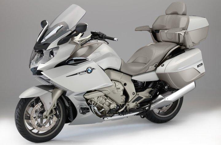 BMW releases K1600 GTL Exclusive