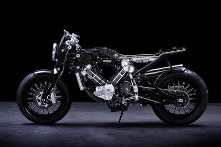 Want more Brough Superior goodness? Click on the link to their online catalogue ...