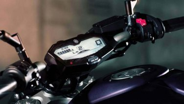 2014 Yamaha MT-07 2
