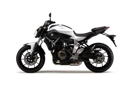 2014 Yamaha MT-07 3