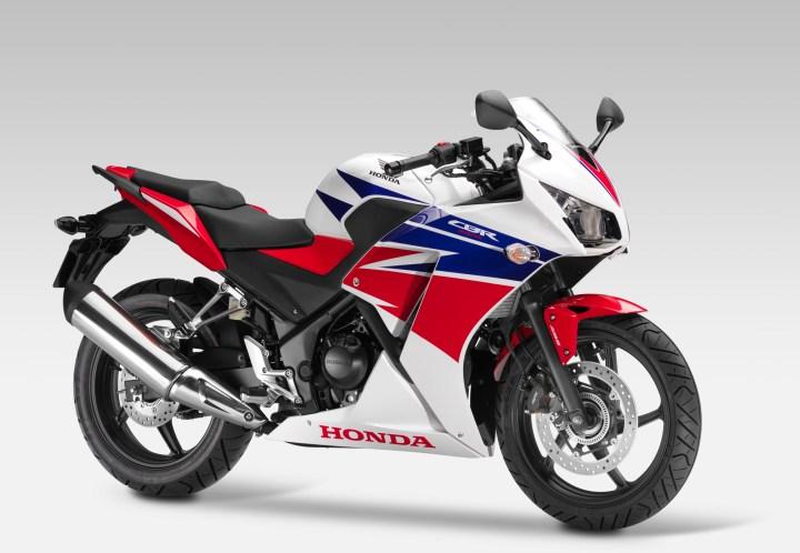 CBR 250 grows into a 300 but is it enough to take on Kawasaki's Ninja 300?