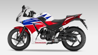 Here's hoping that Hondas 500s will stop the 250/300s getting any bigger.