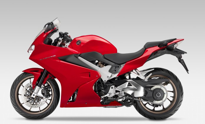 The updated VFR gets some pretty significant changes