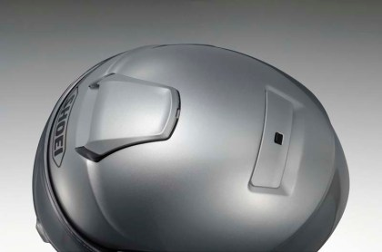 This helmet flows a lot of air - the top vent can let in so much breeze that your head can get cold.