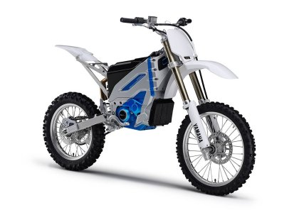 The PED1 motocross bike is based around the same platform as the PES1.