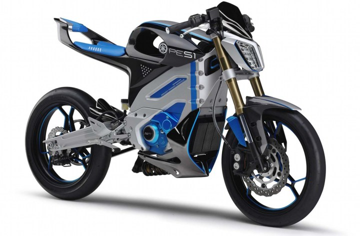 Yamaha to bring electric concept bikes to market