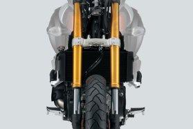 2014 Suzuki V Strom 1000 forks