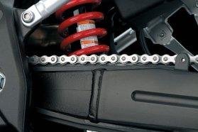 2014 Suzuki V Strom 1000 spring