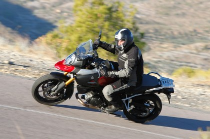 The new V-Strom 1000 is a vastly different bike from the older model.