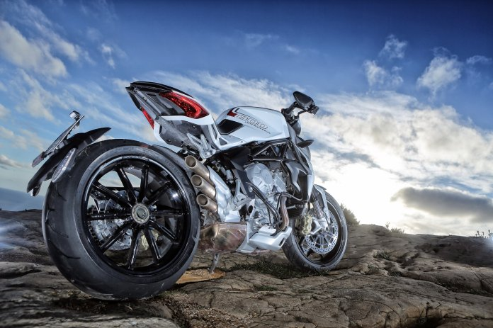 The Dragster is just another sign that MV Agusta is producing bikes that challenge the biggest players in the industry.
