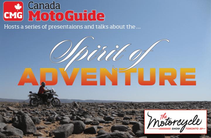 CMG's Spirit of Adventure