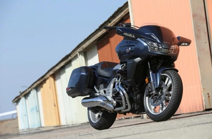 First ride: Honda CTX1300