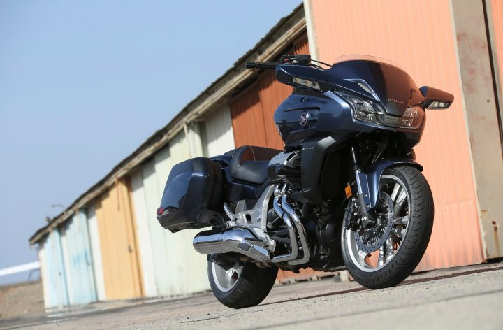 First ride: Honda CTX1300