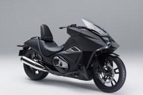 2014 Honda Vultus 1