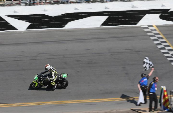 Daytona 200 will run in 2015