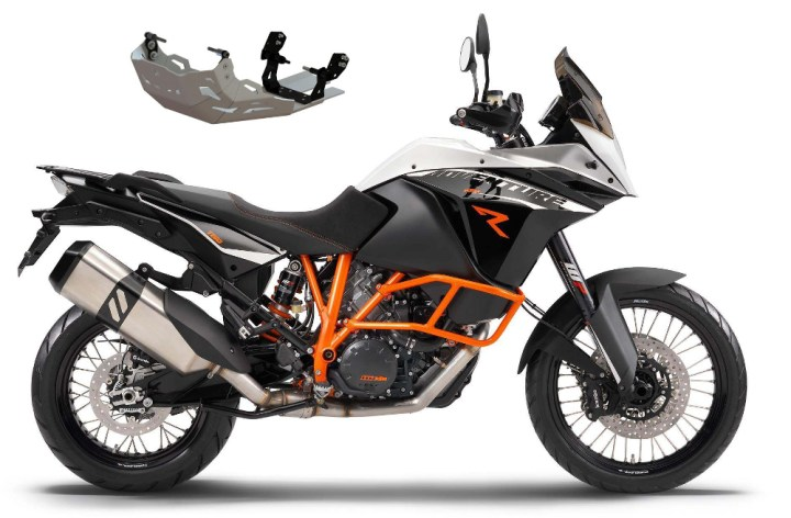 AltRider brings out new KTM 1190 Adventure R parts